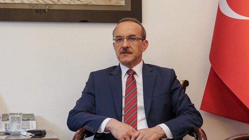 """Vali Yavuz: """"Normalleşmek istiyorsak aşımızı yaptırmalıyız"""""""