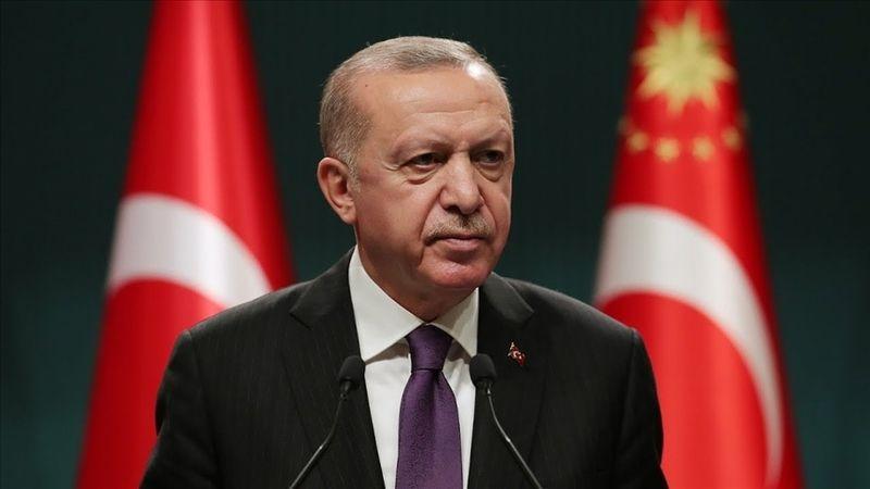 Erdoğan: Yeni ve sivil bir anayasa için çalışmalar kararlılıkla sürüyor