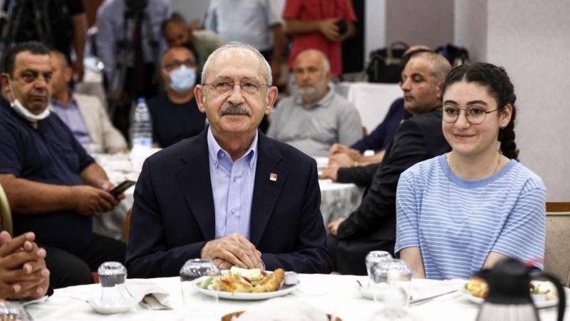 """Kılıçdaroğlu, """"Ben gençliğimde Kocaeli'de denize giriyordum, Marmarayı öldürdünüz!"""""""