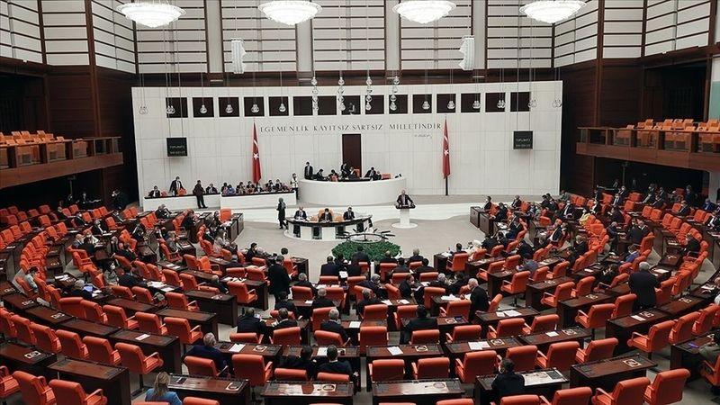 Askeri cezada düzenlemeler içeren teklifin birinci bölümü Genel Kurul'da kabul edildi