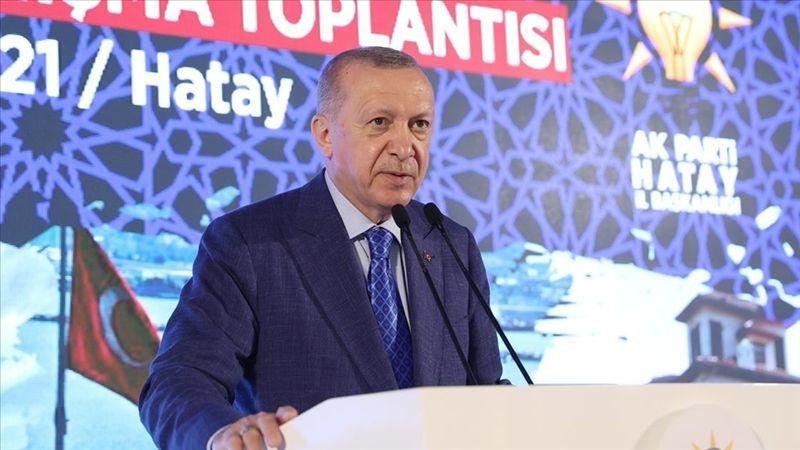 Erdoğan: Erken seçimin tarihi belli, Haziran 2023