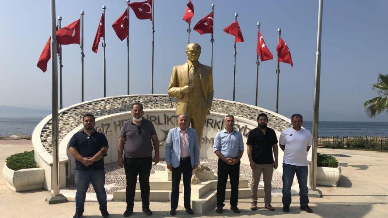 DEVA Partisi Darıca'nın Kurtuluş Gününü kutladı