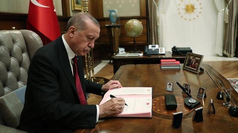 Erdoğan imzaladı: Yeni atamalar yapıldı