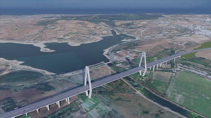 Kanal İstanbul'un temeli atılıyor