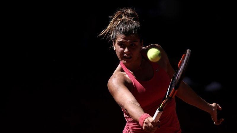 Milli tenisçi Başak Eraydın'dan 18. çiftler şampiyonluğu