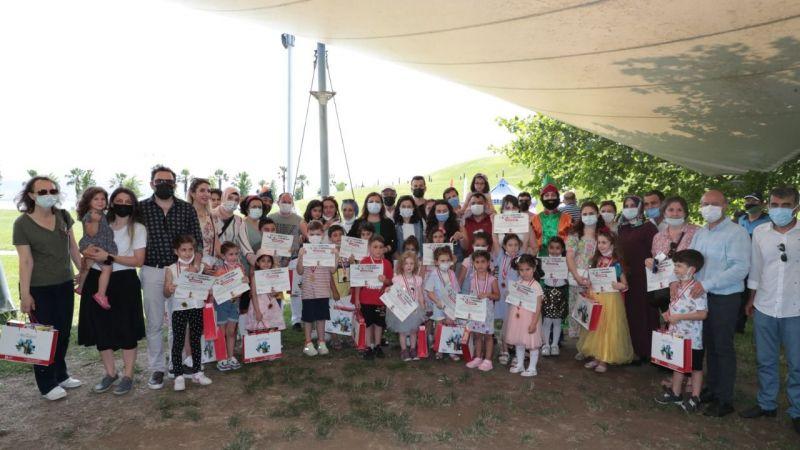 28 Haziran çocuklara MUTLULUK getirdi