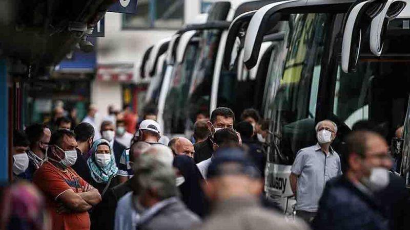 Diyane'ten şehirlerarası otobüslere 'namaz' ayarı