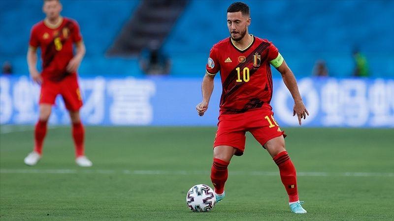 EURO 2020 çeyrek finalinde Belçika İtalya'nın rakibi oldu