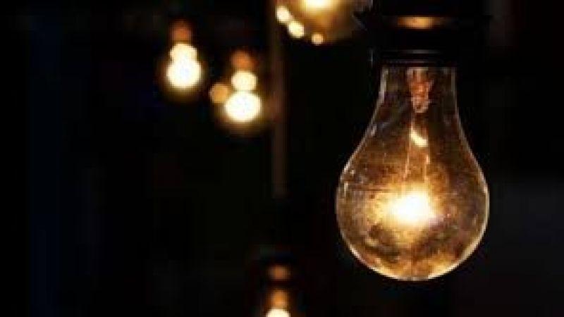 """Bugün 5 ilçede elektrikler kesilecek """"29 Haziran Salı"""""""