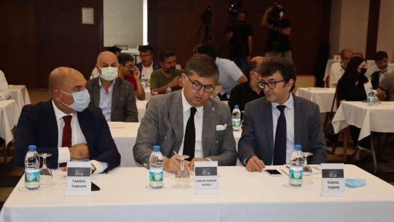 CHP'nin İstihdam Çalıştayı başladı