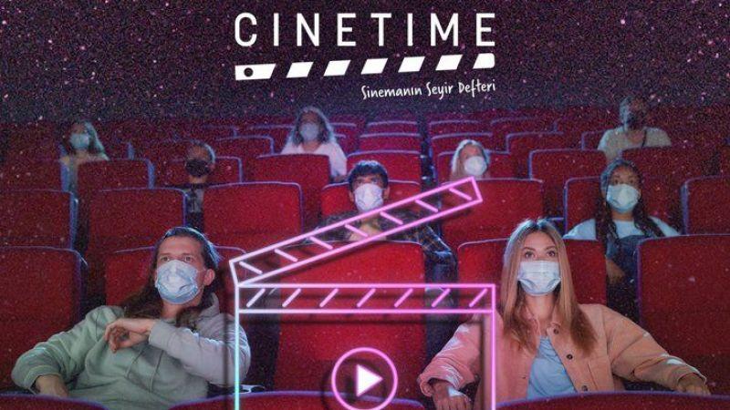 """Beyaz perdeye duyulan özlem sona eriyor """"Film keyfi Cinetime'da yeniden başlıyor"""""""