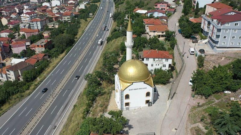 Şehit Orkun Eyice Camii Hizmete Açılıyor