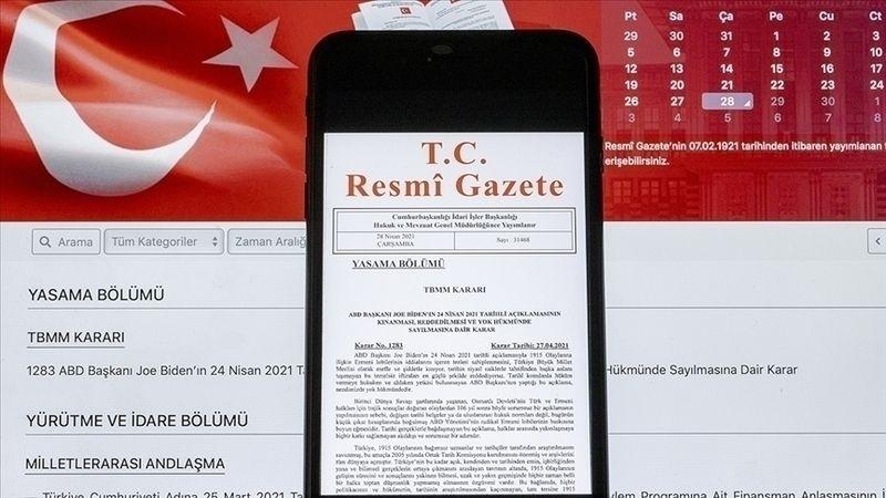 Askeri Ceza Kanunu ve Bazı Kanunlarda Değişiklik Yapılmasına Dair Kanun Resmi Gazete'de yayımlandı
