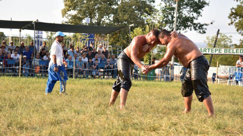 Kartepe'de yağlı güreş heyecanı yeniden yaşanacak