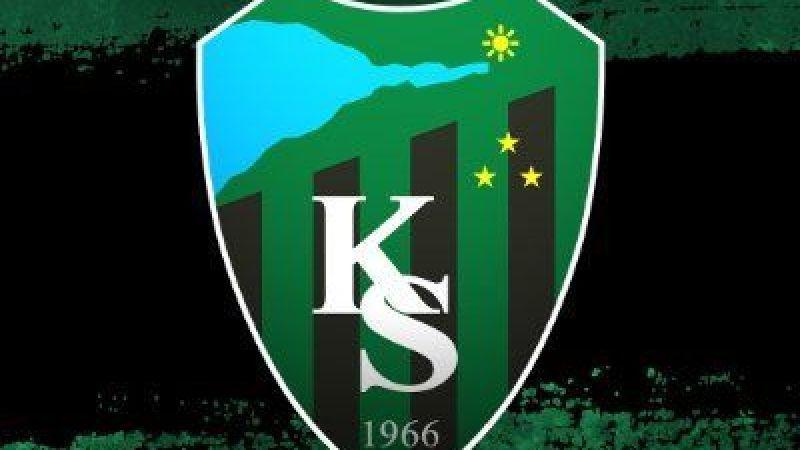 İşte Kocaelispor'un ilk haftadaki rakibi!