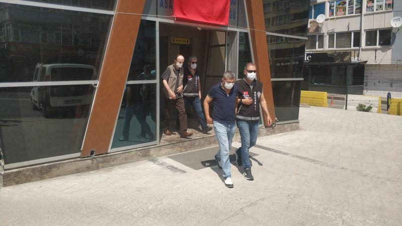 Yankesiciler polise yakalandı