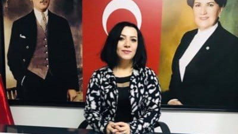 "İYİ Partili Atik, ""İstanbul Sözleşmesi Yaşatır"""