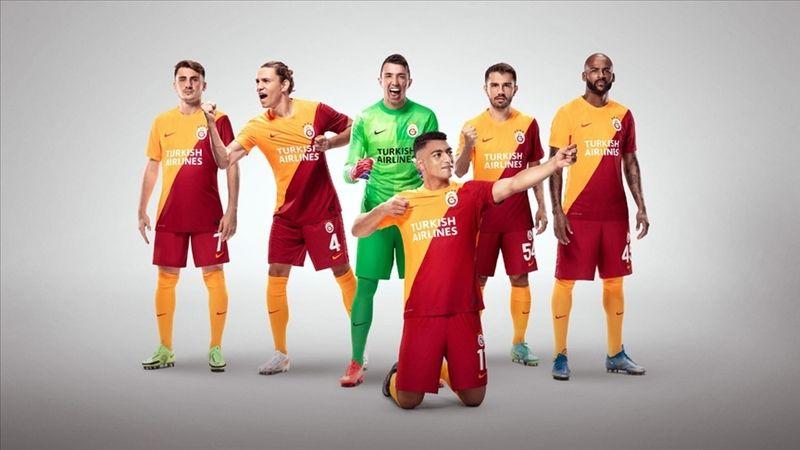 Galatasaray'ın Avrupa kupalarındaki forma sponsoru Türk Hava Yolları oldu