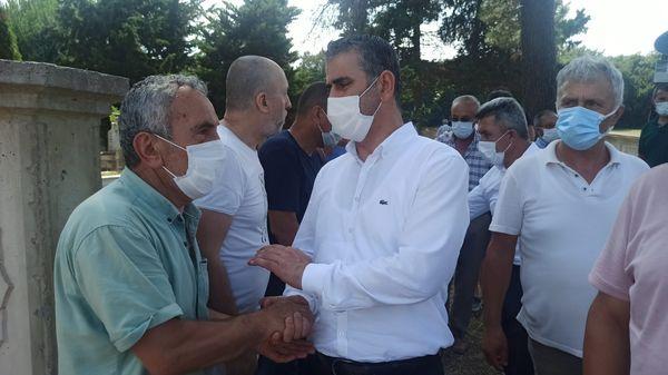 Başkan Turan Kurban Bayramını vatandaşlarla geçirdi
