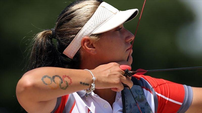 Milli okçu Anagöz, 2020 Tokyo Olimpiyat Oyunları'nda klasik yay kategorisi bireysel sıralama turunda 19. oldu