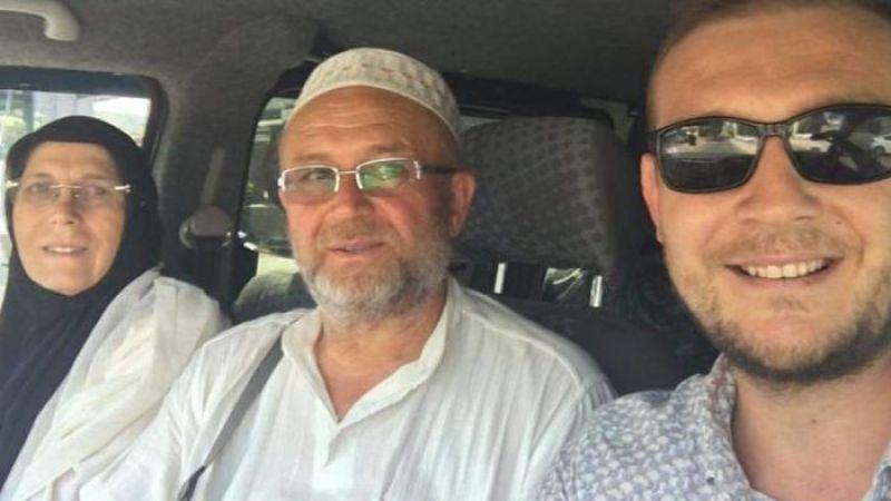 Gazeteci Mesut Şahin'in acı günü
