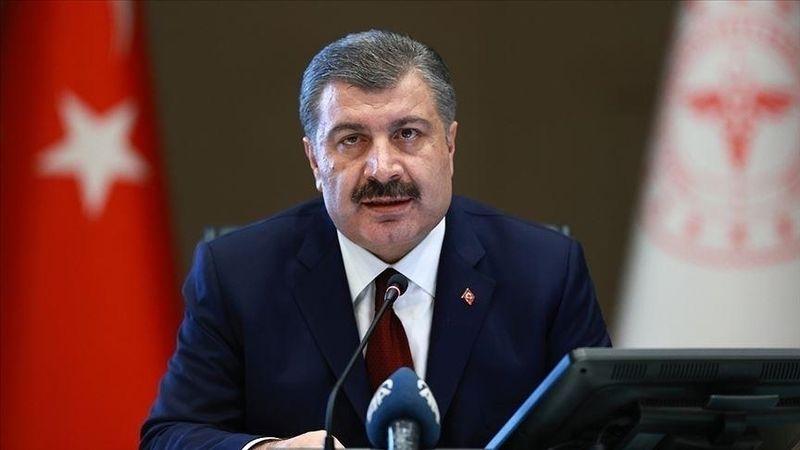 Sağlık Bakanı Koca'dan 'aşı ve tedbir' çağrısı