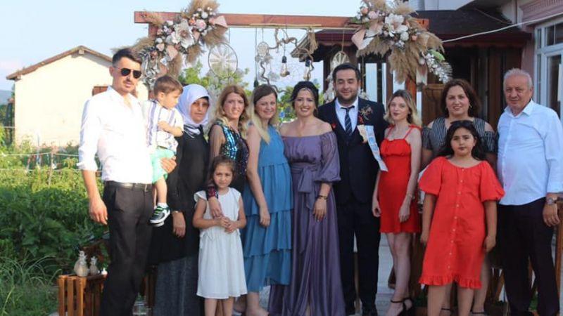 Buse ile Ahmet evlilik yolunda ilk adımlarını attılar