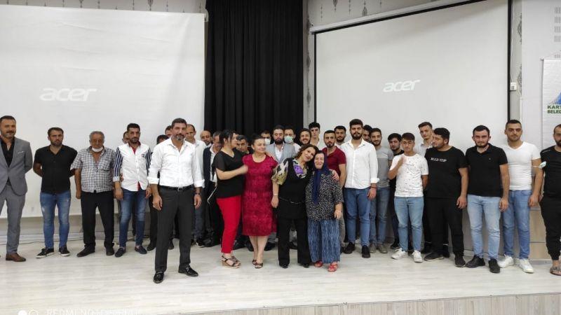 Gelecek Partisi Kartepe 250 yeni üyesiyle gövde gösterisi yaptı
