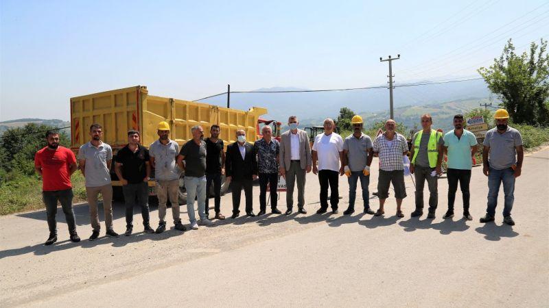 Nimetiye, Nüzhetiye ve Hasaneyn köylerimize doğalgaz geliyor