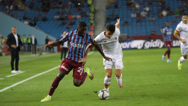 Trabzonspor tur şansını zora soktu