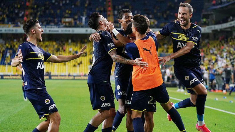 Fenerbahçe Avrupa'ya galibiyetle başladı