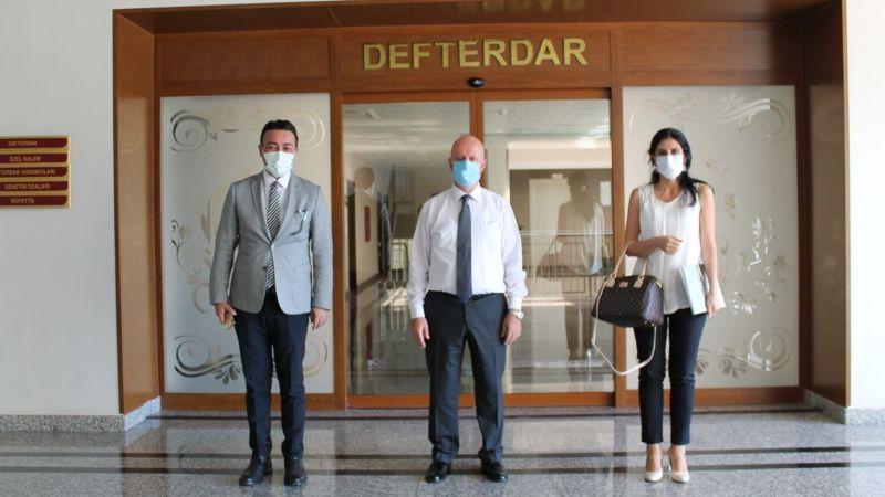 Kocaeli Defterdarlığı ve Kocaeli Marmara Koleji arasında iş birliği protokolü!