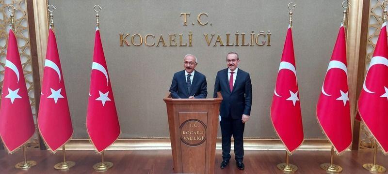 Hazine ve Maliye Bakanı Lütfi Elvan, Kocaeli'de ziyaretlerde bulundu
