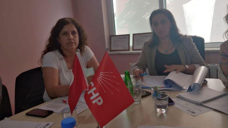 """CHP Kadın Kolları Kartepe'de bir araya geldi """"iktidar başarısının kahramanları biz kadınlar olacağız"""""""
