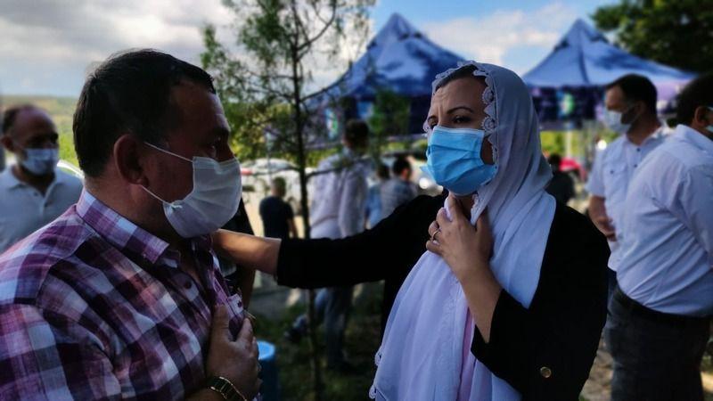 Hürriyet, Karaaslan'ın anne acısını paylaştı