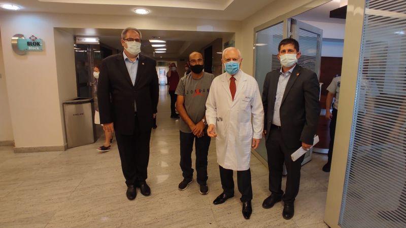 Kılıçdaroğlu'ndan tedavi için destek istemişti! CHP Kocaeli tedavi için düğmeye bastı