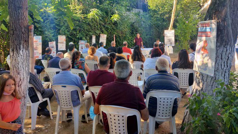 Emek Partisi Körfez İlçe Binası Açılışı Gerçekleştirildi