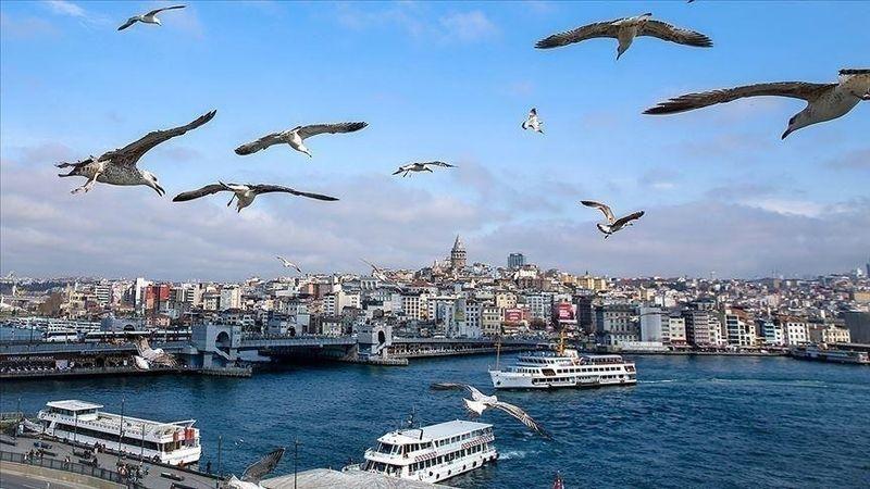 Marmara'da az bulutlu ve açık hava bekleniyor