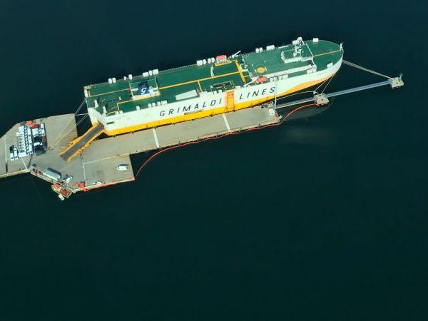 İzmit Körfezini kirleten gemiye 3 Milyon 411 Bin TL ceza