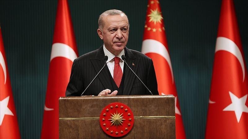 Erdoğan: Milli Eğitim Bakanlığı pansiyonlarına 5 bin 872 personel alınacak