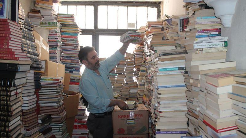 Eranil, kampanyada 53 bin 750 kitapla rekor kırdı