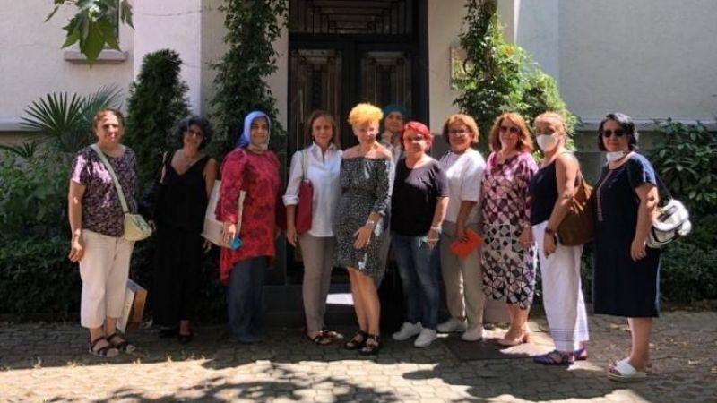 İzmit Çınar Kadın Kooperatifi'nde  yeni kreasyon çalışması başladı