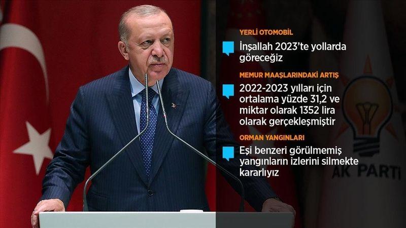 Erdoğan: Merkez Bankası rezervlerimiz önümüzdeki günlerde 115 milyar doların üzerine çıkacak