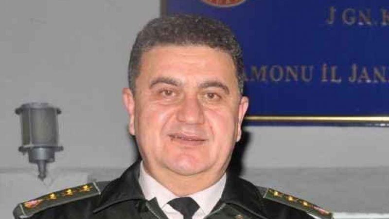 Kocaeli'nin İl Jandarma Komutanı Kapancı oldu