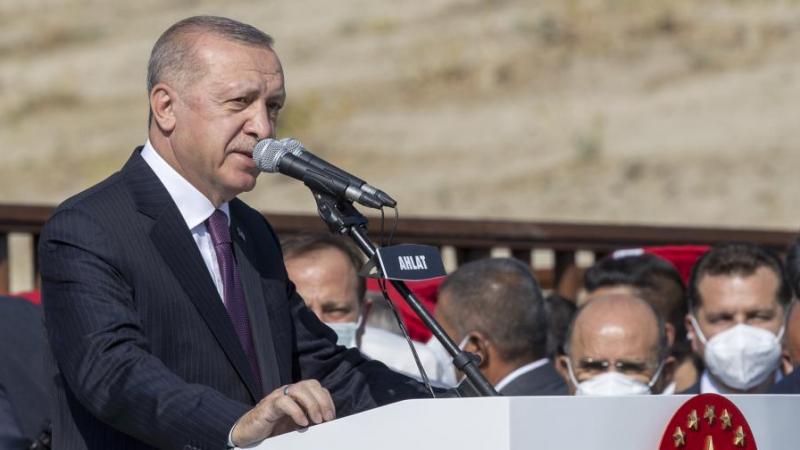 Cumhurbaşkanı Erdoğan: Artık hiçbir gücün ülkemize kayıplar verdirmesine müsaade etmeyeceğiz