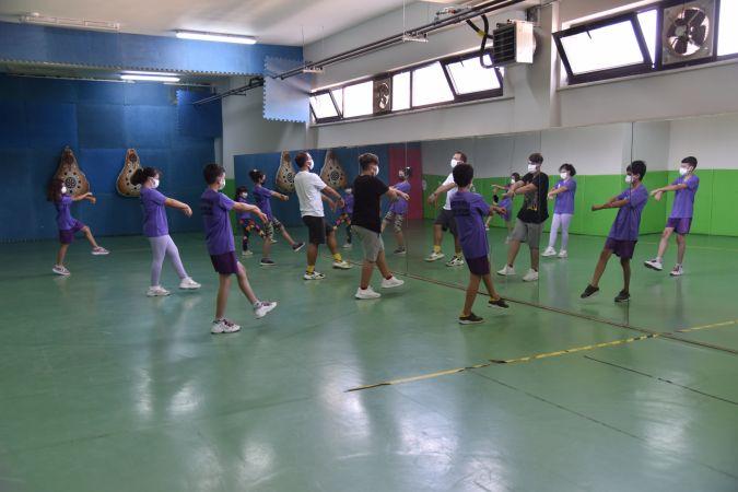Kartepe'de 2.500 çocuk yaz spor okullarından faydalandı