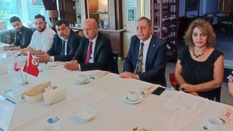 """DP İzmit İlçe Başkanı atandı """"Bizim derdimiz o pırlantayı parlatmak"""""""