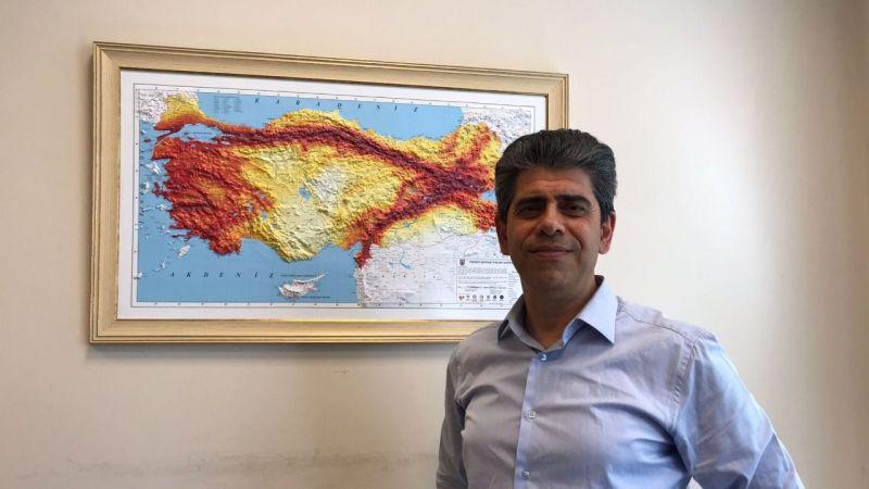 Depremde hasar dağılım haritaları ilgili kurumlara anlık ulaştırılacak