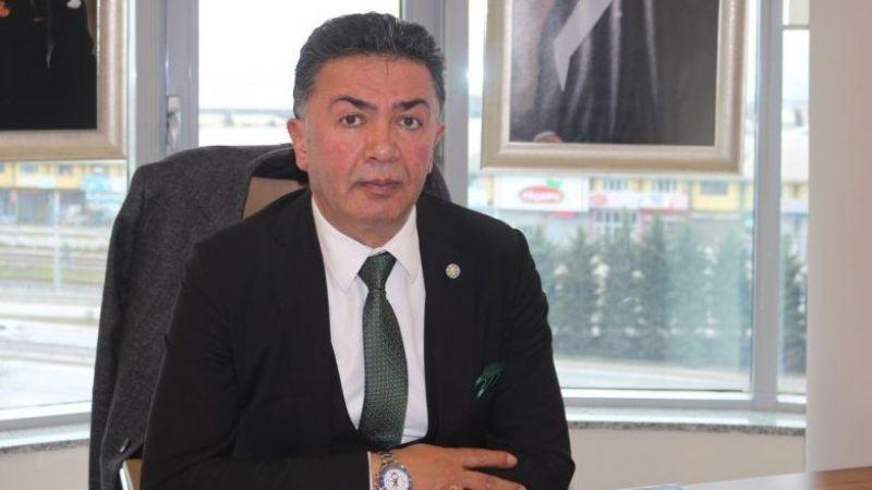 """Başkan Yıldız; """"Atatürk'ü toplumsal hafızadan silmeye çalışan zihniyetin son fiyaskosu!"""""""