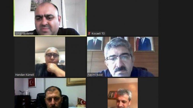 KOTO Yönetiminden Servis İşletmecileri Esnaf Odası Başkanı Taşçı'nın ithamlarına sert tepki